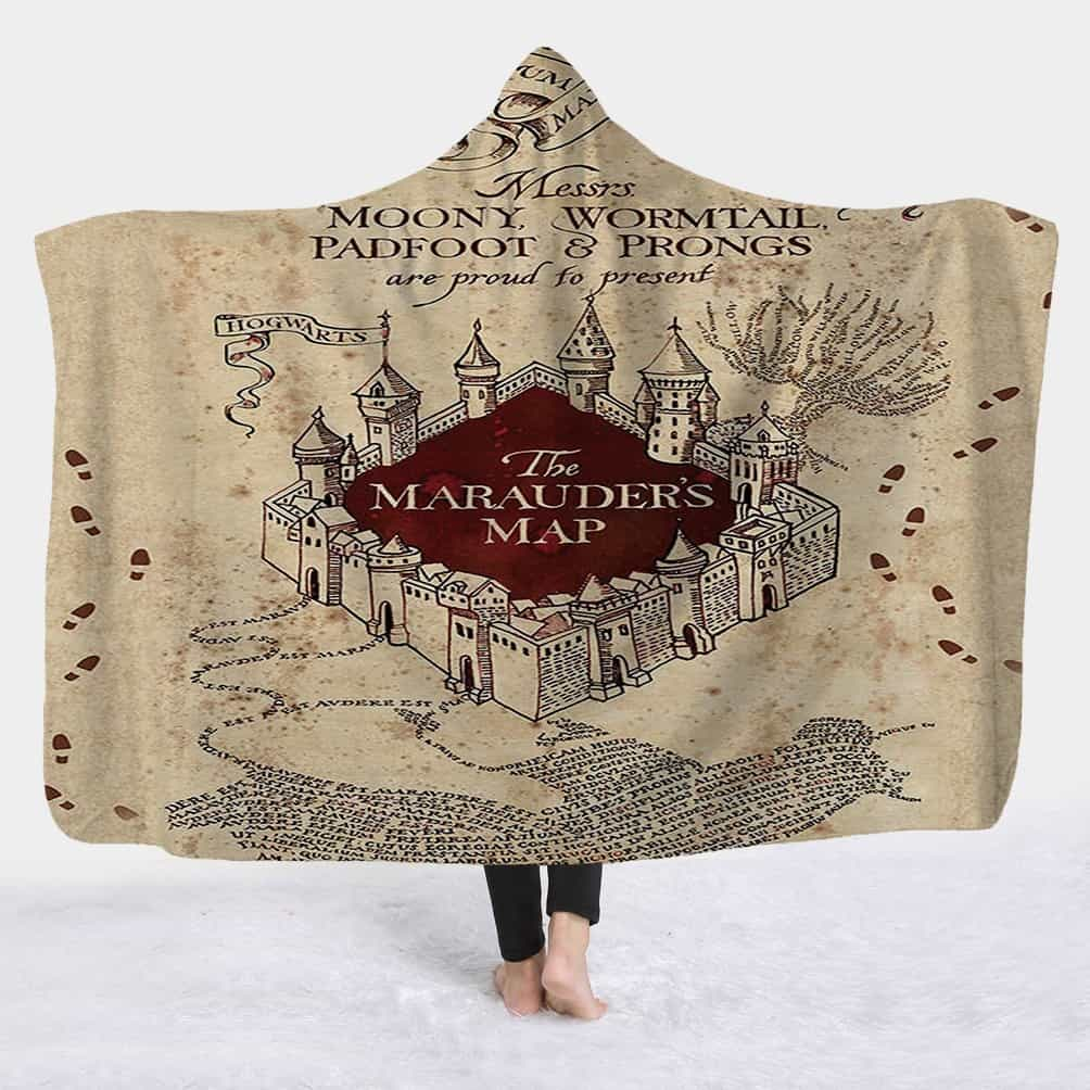 Harry Potter Blankets In Stock
