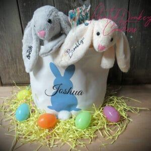 Foldable Easter Bucket (pre-order)