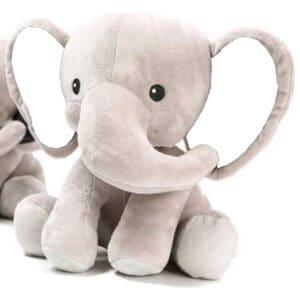 Plush Elephant Pre-Order
