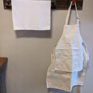 Apron Sublimaton