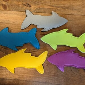 Shark Freezie Sleeves