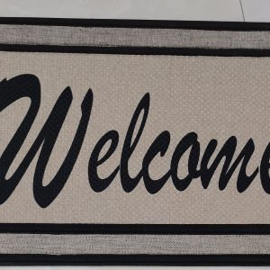 Rubber Backed Door Mat Sublimation