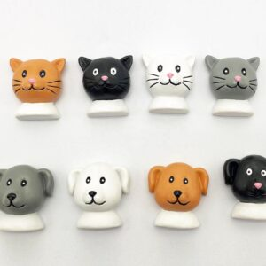 Pet Head Add On for Ornaments Pre Order