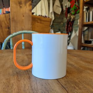 11oz Polymer Sublimation Mug and Pressing Insert