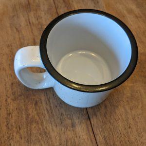 13oz Ceramic Sublimation Camp Mug
