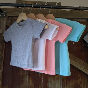 Infant Polyester T-Shirts