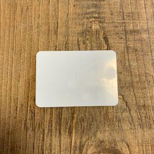 Aluminum Business Cards 10 Pack
